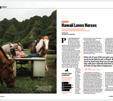 Lilian Cheng - Horses