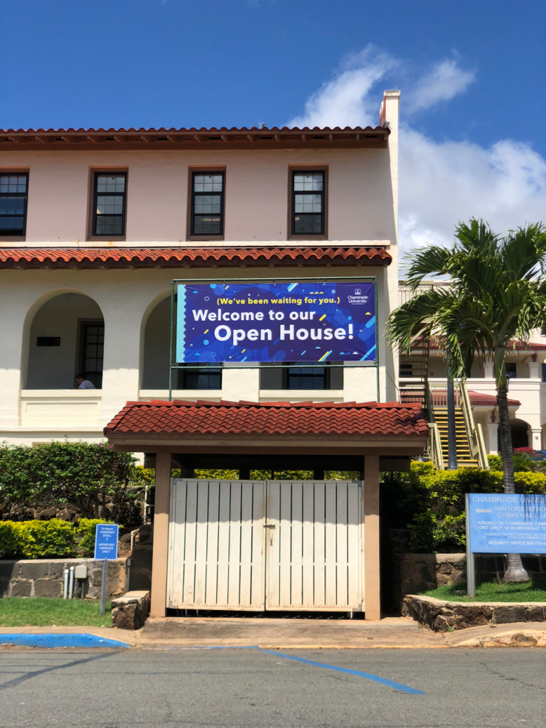 Chaminade-Signage-S--Open-House